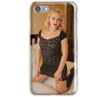 Sheer Pinup iPhone Case/Skin