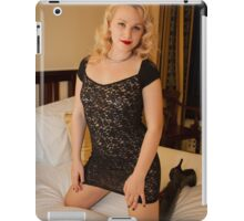 Sheer Pinup iPad Case/Skin