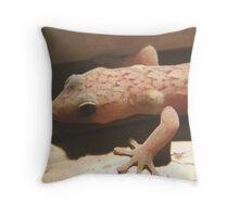 mr gekko Throw Pillow