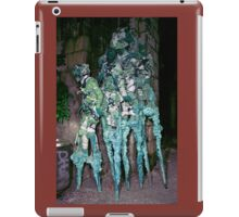 Carnaval  with my inventions on light OKAIO that creates a real RELIEF and Studio Portable OKAIO  04 (c)(h)  by Olao-Olavia / Okaio Créations 1998 iPad Case/Skin