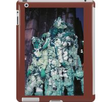 Carnaval  with my inventions on light OKAIO that creates a real RELIEF and Studio Portable OKAIO  05 (c)(h)  by Olao-Olavia / Okaio Créations 1998 iPad Case/Skin