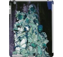 Carnaval  with my inventions on light OKAIO that creates a real RELIEF and Studio Portable OKAIO  06 (c)(h)  by Olao-Olavia / Okaio Créations 1998 iPad Case/Skin