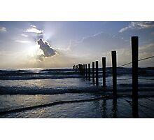 Atlantic Coast at Sunrise Photographic Print