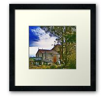 i can't believe it's not margarine! Framed Print