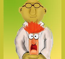 Bunsen and Beaker by Nornberg77