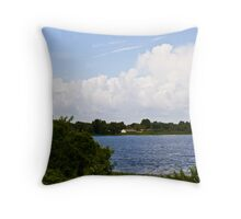 Barnett Park Throw Pillow