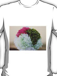paper flowers T-Shirt
