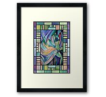 Art Nouveau Belly Dance Framed Print