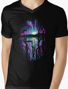 Night With Aurora T-Shirt