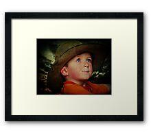 Little John II Framed Print