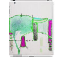 Memory Trace 2 iPad Case/Skin