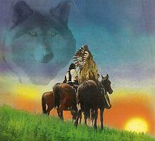 SPIRIT OF THE WOLF by Debra Willis