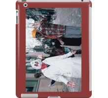 Carnaval  with my inventions on light OKAIO that creates a real RELIEF and Studio Portable OKAIO  08 (c)(t)  by Olao-Olavia / Okaio Créations 1998 iPad Case/Skin