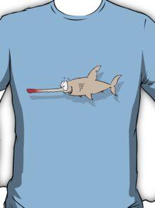 Swordfish with the Flu T-Shirt