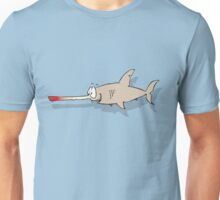 Swordfish with the Flu Unisex T-Shirt