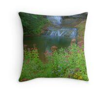 Enfield Glen Throw Pillow