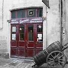 Vins et Spiriteux -  La Rochelle by Pamela Jayne Smith