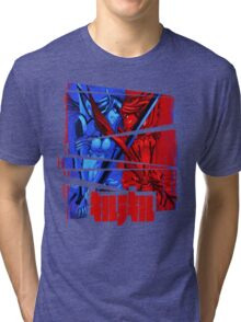 Satsuki vs Ryuko Tri-blend T-Shirt