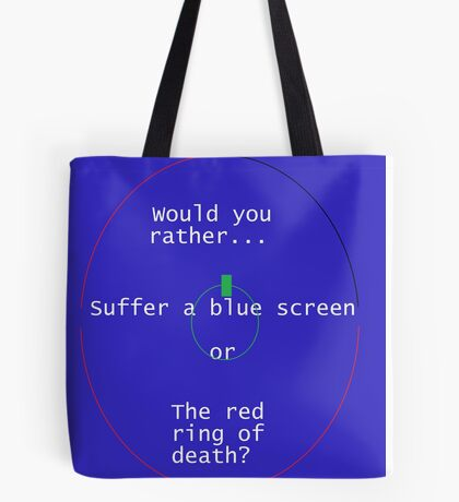 Death is eminent. Tote Bag