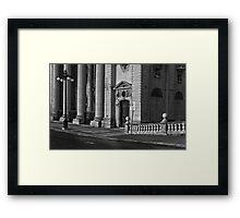 Floriana Parish Portal Framed Print