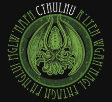 Invoking Cthulhu by AlexRoivas