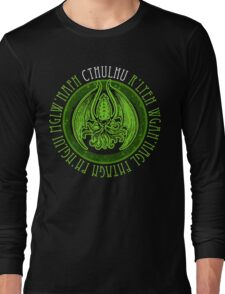 Invoking Cthulhu Long Sleeve T-Shirt