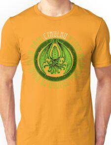 Invoking Cthulhu Unisex T-Shirt