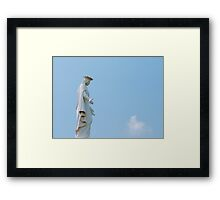 Mother Mary Framed Print