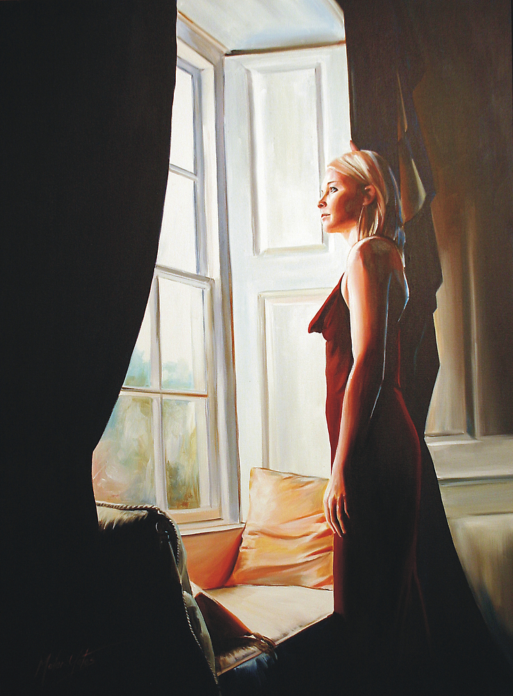Await by Melissa Mailer-Yates