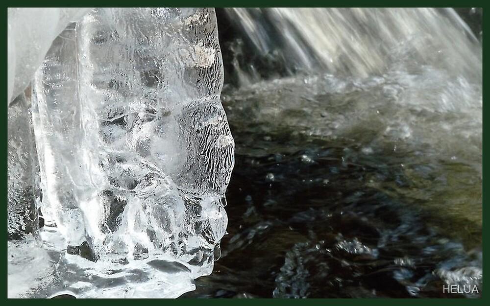 Ice Age - Sfinx in Waterworld by HELUA
