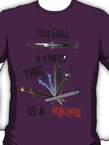 Gaming swords T-Shirt
