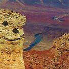 Grand Canyon is a hole in ground by loiteke