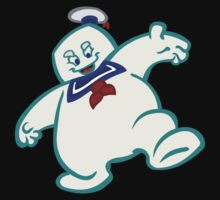 Stay Puft: Livin' EXTRA Large T-Shirt
