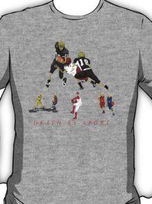 death by sport pro sports T-Shirt