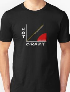 The Crazy/Hot Scale T-Shirt