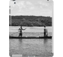Fishermen iPad Case/Skin