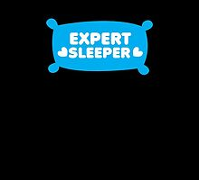 EXPERT SLEEPER! by jazzydevil