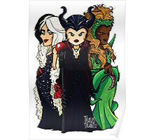Once Upon A Time - Witches of Evil Poster