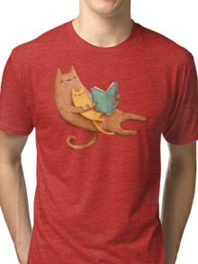 The Cat's Mother Tri-blend T-Shirt