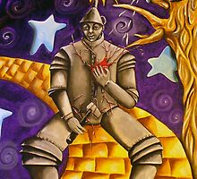 """The """"re-journey"""" of the Tinman by helene ruiz"""