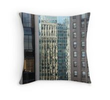 New York Scyscrapers Throw Pillow