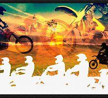 Motocross Dream by Yevgeni Kacnelson