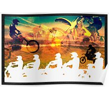 Motocross Dream Poster
