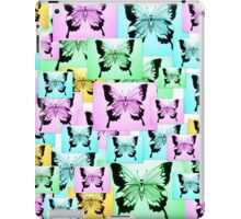 Carefree Butterflies iPad Case/Skin