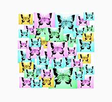 Carefree Butterflies Unisex T-Shirt