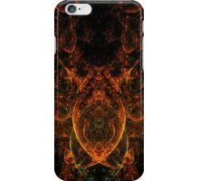 Fire Spheres iPhone Case/Skin