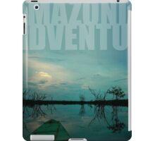 amazonian adventure iPad Case/Skin