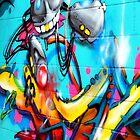 Graffiti by John Beamish