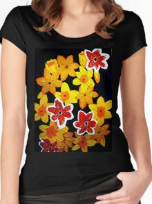 Daffs Women's Fitted Scoop T-Shirt