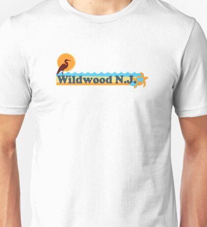 Wildwood - New Jersey. Unisex T-Shirt